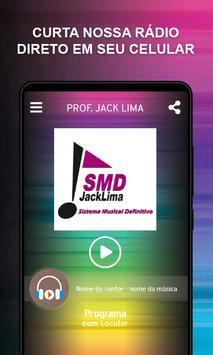 Prof. Jack Lima poster