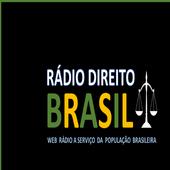 RADIO DIREITO BRASIL icon