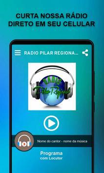RADIO PILAR REGIONAL screenshot 1