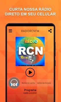 RadiorcnFM poster