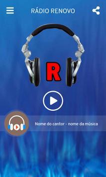 Rádio Renovo screenshot 1