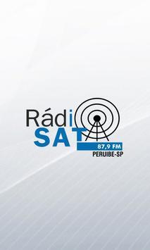 Rádio Sat FM 87,9 poster