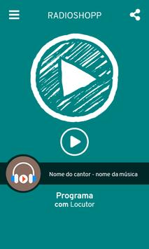 RadioShopp capture d'écran 1