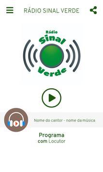 Rádio Sinal Verde screenshot 1