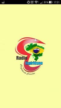 RÁDIO ESPIRITISMO poster
