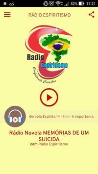 RÁDIO ESPIRITISMO screenshot 1