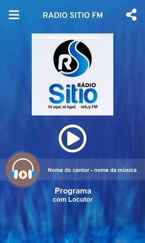Rádio Sítio Fm screenshot 1