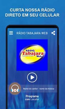 RÁDIO Tabajara WEB screenshot 1