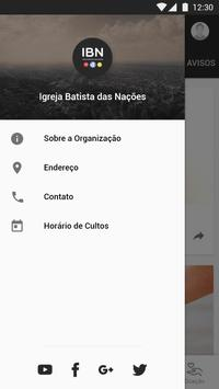 Igreja Batista das Nações IBN screenshot 1