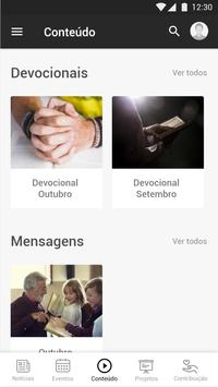 Igreja Batista das Nações IBN screenshot 4