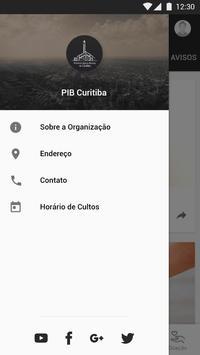 1 Schermata PIB Curitiba