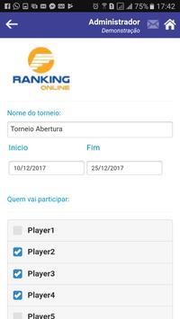 Ranking Online 截图 1