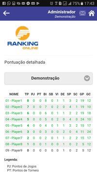 Ranking Online 截图 4