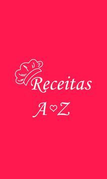 Receitas AZ poster