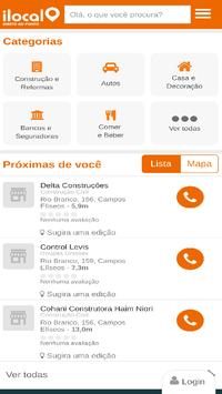 iLocal screenshot 1