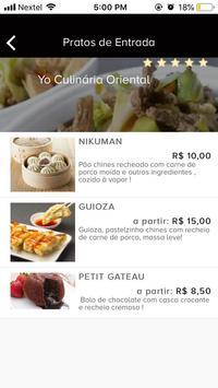 Yo Culinária Oriental screenshot 2