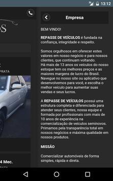 Repasse de Veiculos screenshot 13
