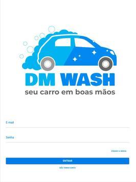 DM Wash - Seu Carro em Boas Mãos screenshot 4