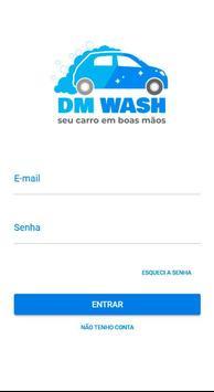 DM Wash - Seu Carro em Boas Mãos poster