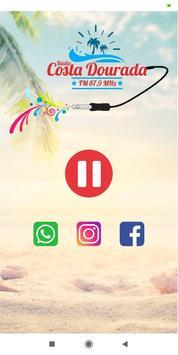 Rádio Costa Dourada screenshot 1