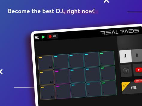 REAL PADS: Zostań DJ-em padów perkusyjnych screenshot 5