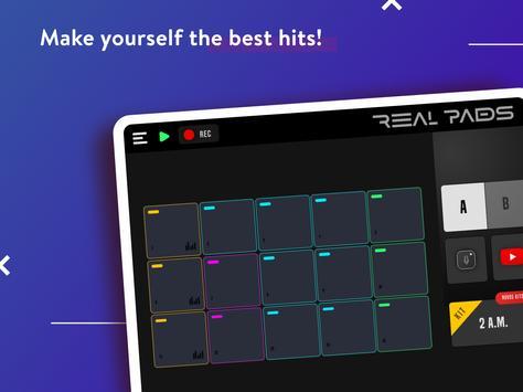 REAL PADS: Zostań DJ-em padów perkusyjnych screenshot 12