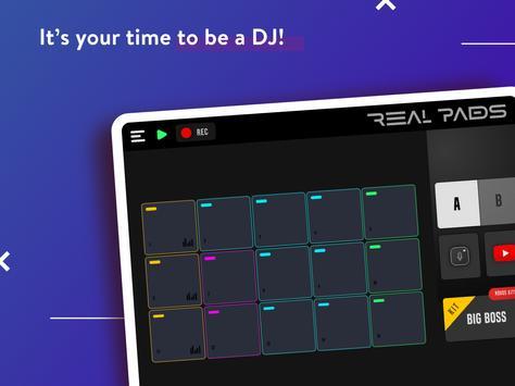REAL PADS: Zostań DJ-em padów perkusyjnych screenshot 14