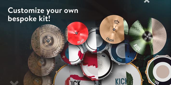 REAL DRUM: Electronic Drum Set screenshot 4