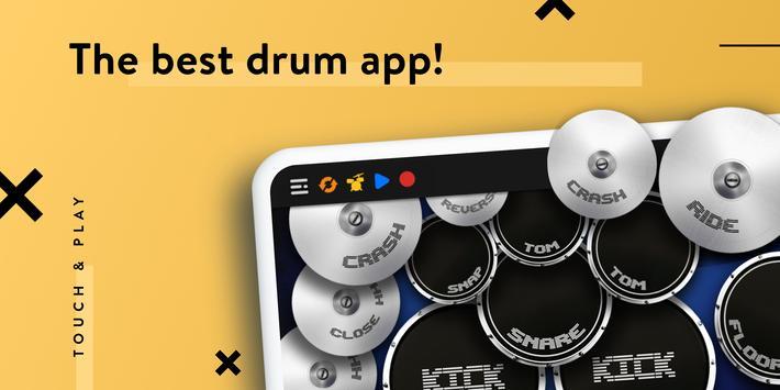 REAL DRUM: Electronic Drum Set screenshot 6