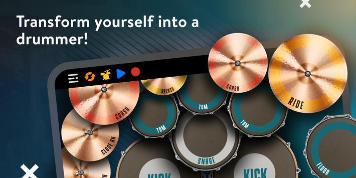 REAL DRUM: Electronic Drum Set screenshot 10