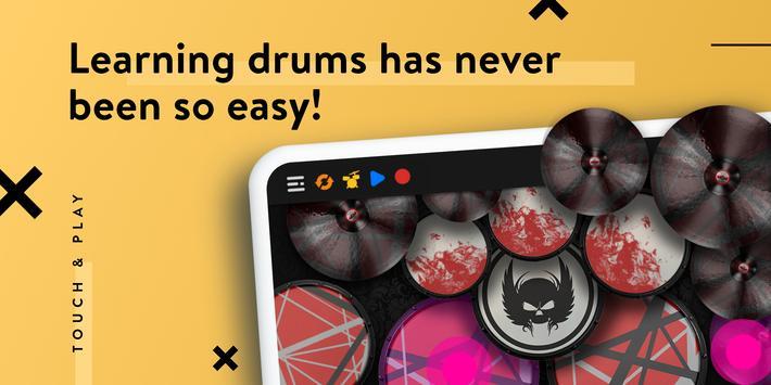 REAL DRUM: Electronic Drum Set screenshot 3