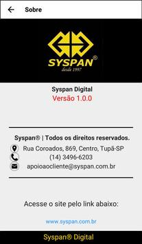 Syspan Supermercado screenshot 4