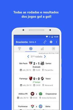 Brasileirão screenshot 1