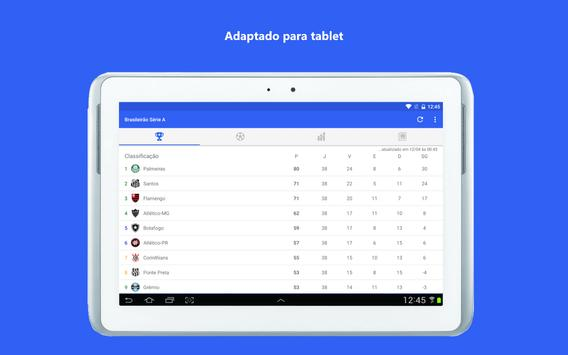 Brasileirão screenshot 8