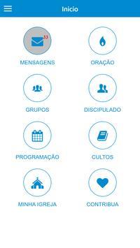 Igreja Batista Mananciais скриншот 1