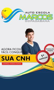 Autoescola Marcos poster