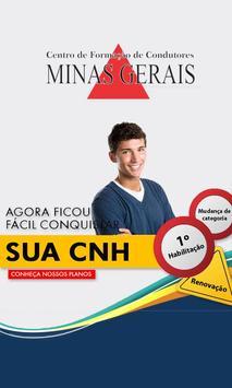 CFC Minas Gerais poster