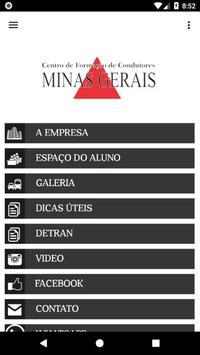 CFC Minas Gerais screenshot 1