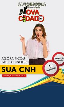 Autoescola Nova Cidade poster