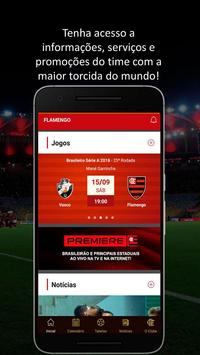 Flamengo Oficial screenshot 1