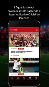 Flamengo Oficial screenshot 4