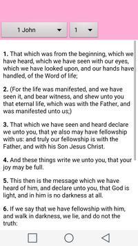 Holy Bible 截圖 8