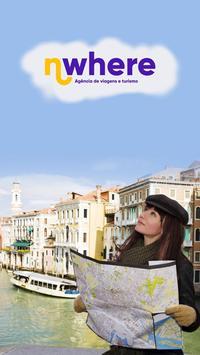 N Where - Viagens e Turismo poster
