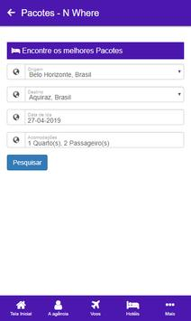 N Where - Viagens e Turismo screenshot 1
