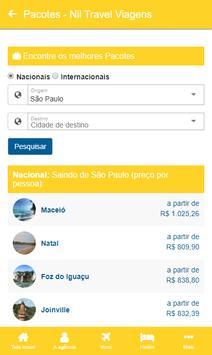 Nil Travel Viagens screenshot 1