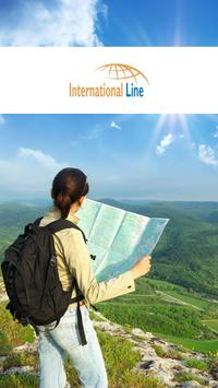 International Line poster