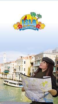 Isla Viagens e Turismo poster