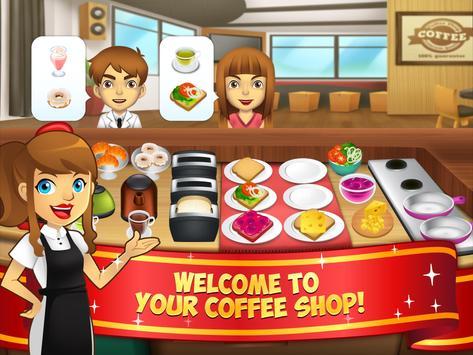 My Coffee Shop captura de pantalla 10