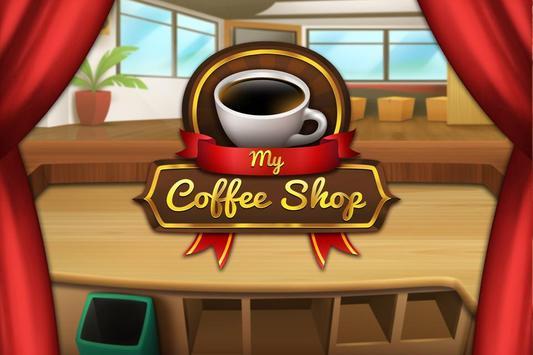 My Coffee Shop captura de pantalla 4