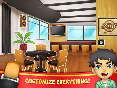 My Coffee Shop captura de pantalla 6